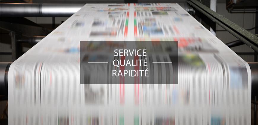 Imprimerie de qualité en ligne